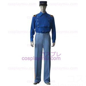 Union Infantry Cosplay Costume