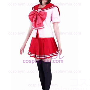 To Heart Short Sleeves Cosplay Costume