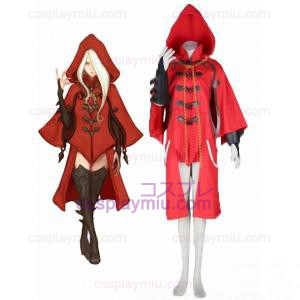 Dragon Nest Argenta 65% Cotton 35% Polyester Cosplay Costume