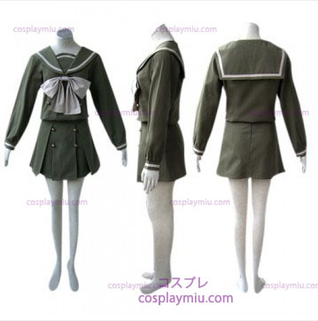 Shakugan No Shana Cosplay winter Uniform
