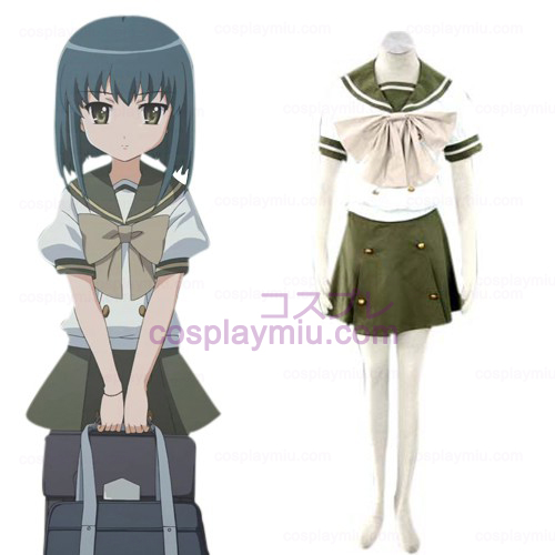 Shakugan No Shana Cosplay Summer Uniform