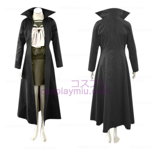 Shakugan No Shana Cosplay Costume