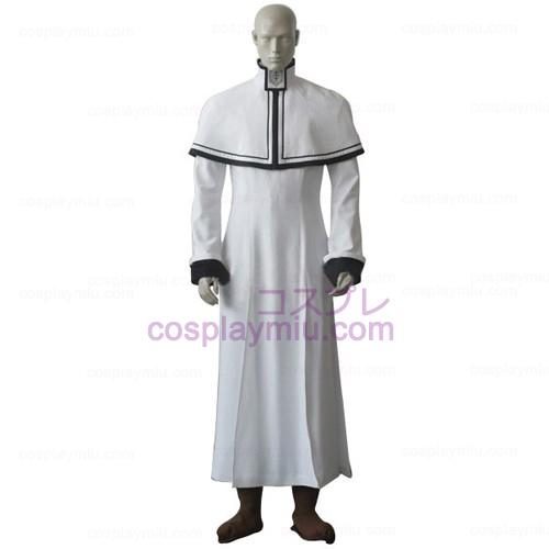 07-Ghost Hakuren Oak Cosplay Costume