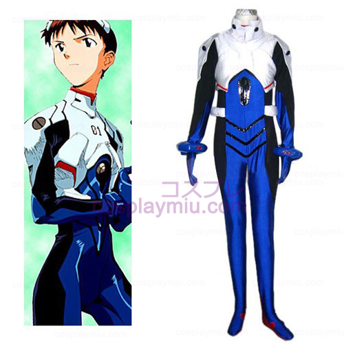 EVA Shinji Ikari Halloween Cosplay Costume