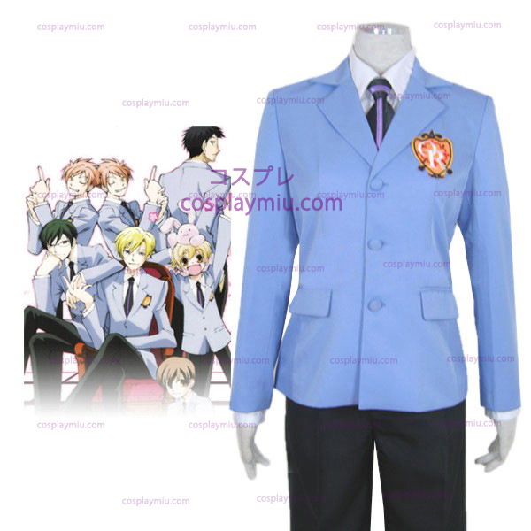 Ouran High School Host Club Halloween Cosplay Costume