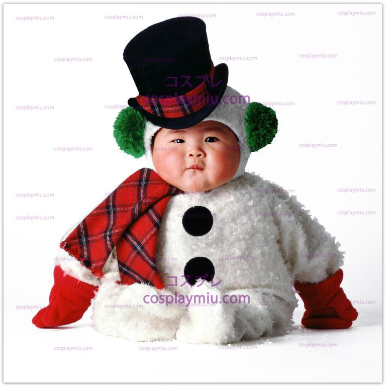 Новогодний костюм для мальчика до года  фото