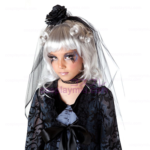 Midnight Bride Child Costume