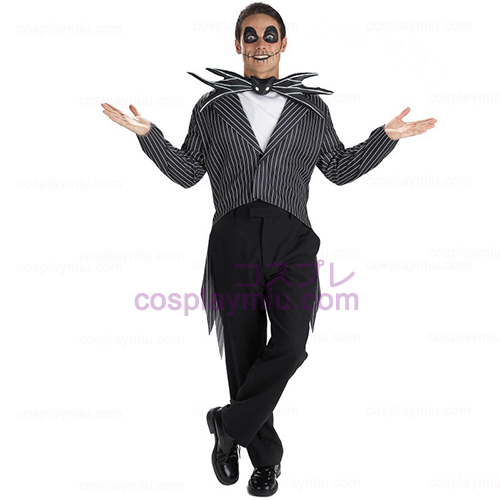 The Nightmare Before Christmas Jack Skellington Adult Costume