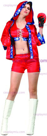 Knock Out Costume--X-Large 12-14
