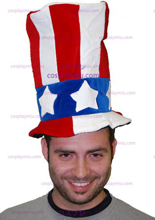 Top Hat, American Flag