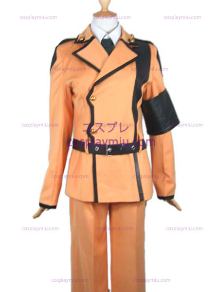 Lelouch of the Rebellion Code Geass: Suzaku uniform
