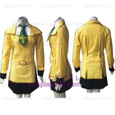 Code Geass Japanese School Uniform Girl's Cosplay Costume