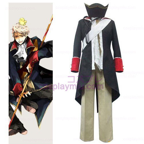 Austria Axis Powers Cosplay Costume
