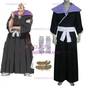 Bleach 2nd Division Lieutenant Omaeda Marechiyo Men Cosplay Costume