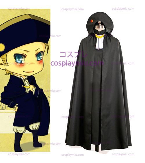 Hetalia: Axis Powers Holy Roman Empire Cosplay Costume