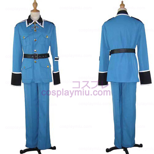 Axis Powers Cosplay Costume