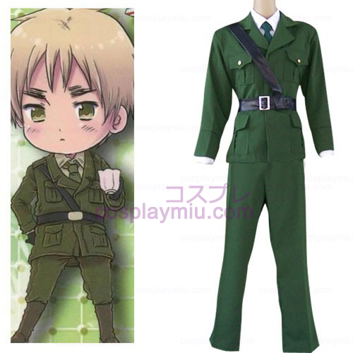 Axis Powers England Cosplay Costume