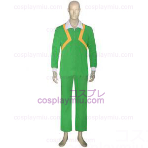 The Prince of Tennis Yamabuki Winter Cosplay Costume