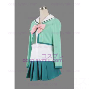 The Prince of Tennis Seikagu Women Winter Uniform Cosplay Costume