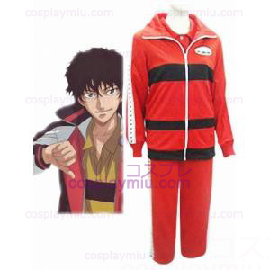 The Prince Of Tennis Rikkai Junior High School Winter Uniform Cosplay Costume