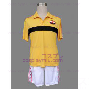 The Prince of Tennis Rikkai Daigaku Fuzoku Chuu Summer Uniform Cosplay Costume