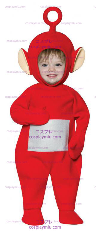 Teletubbies Po Costume