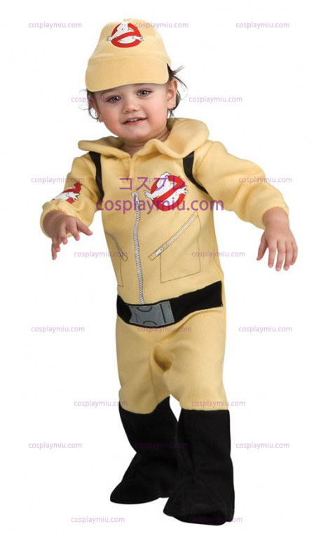 Boys Ghostbuster Infant/Toddler Costume