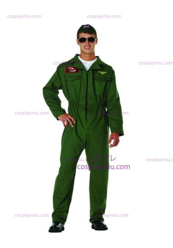 Top Gun Plus Size Costume