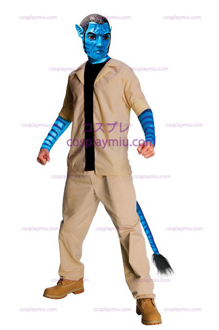 Avatar Jake Sulley Adult Standard Costume