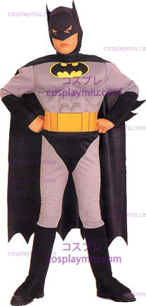 Batman Muscle Chest Child Costume