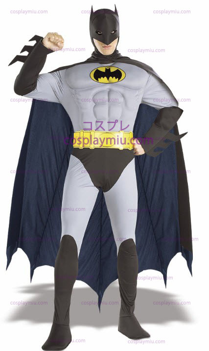 Ultimate Caped Hero Batman Costume