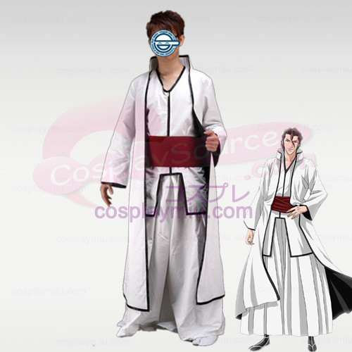 Bleach Sosuke Aizen Cosplay Costume