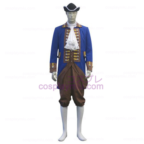 American Revolutionary Cosplay Costume