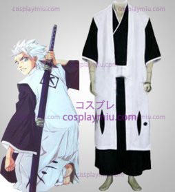Bleach Captain Toshiro Hitsugaya Cosplay Costume - 10th Division