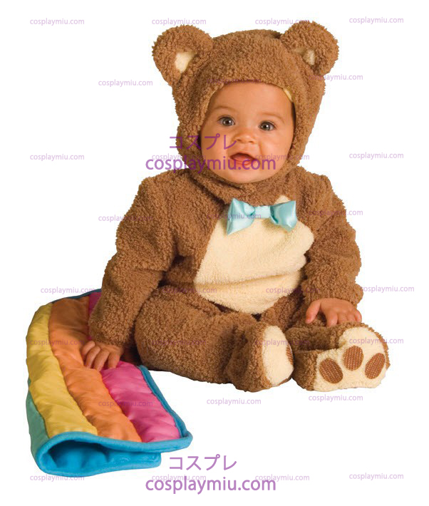 Teddybear Rainbow Infant Costume