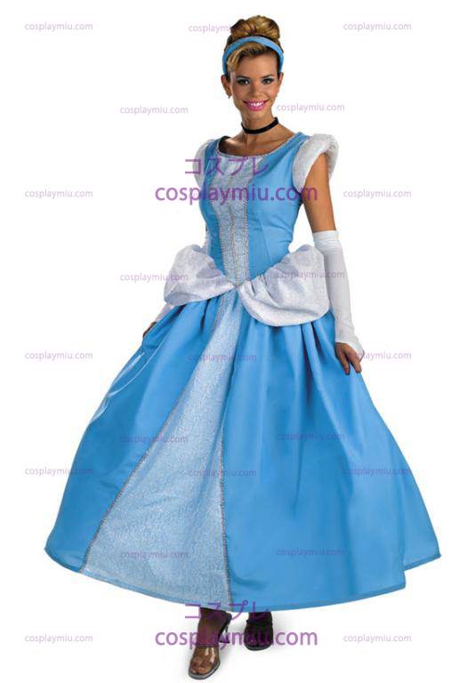 Prestige Adult Cinderella Dress Costume