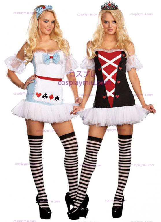 Tea For Two Reversible Adult Costume