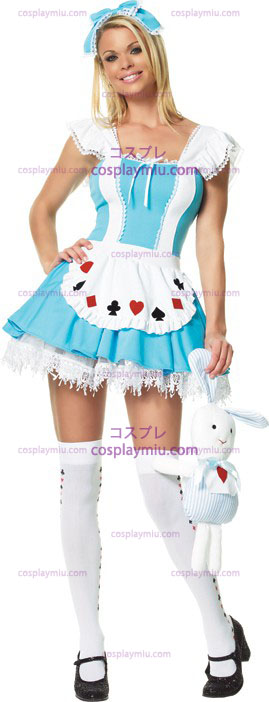 Alice In Wonderland Sexy Adult Costume