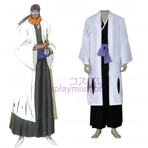 Bleach Captain Tousen Kaname cosplay costume - 9th Division