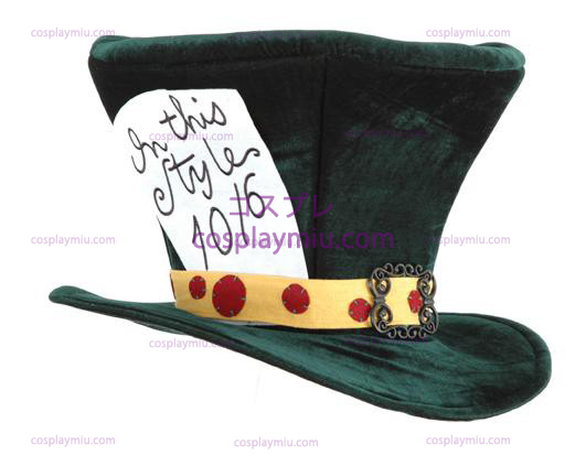 Alice In Wonderland The Madhatter Adult Hat
