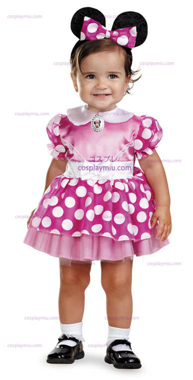 Minnie Mouse Pink Infant Costume