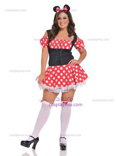 Mickey's Mistress Plus Size Adult Costume