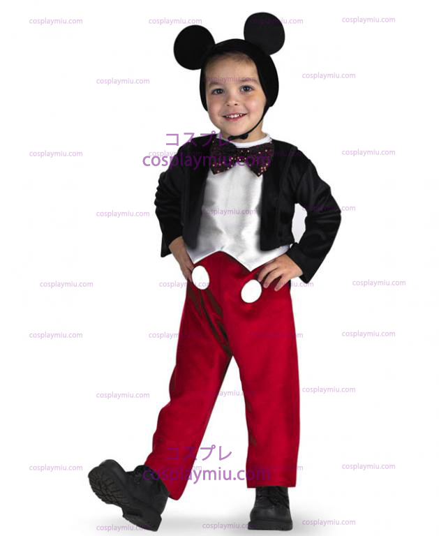 Mickey Mouse Deluxe Child Costume