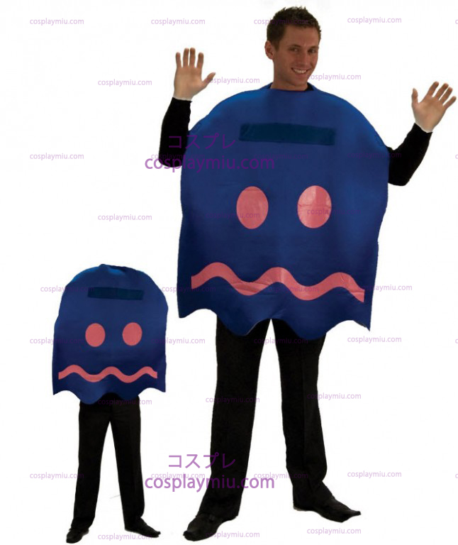 Power Pellet Ghost Costume