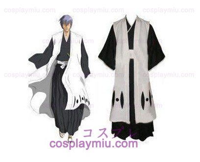 Bleach Captain Soi Fong Cosplay Costume - 2nd Division