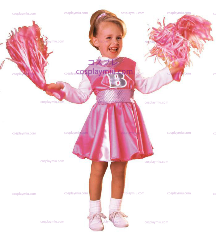 Cheerleader Barbie Child Costume