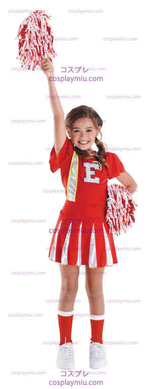 High School Musical Cheerleader Child Costume