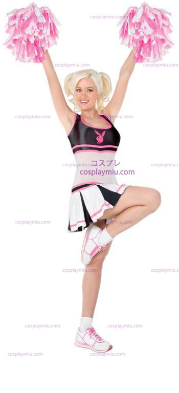 Playboy Cheerleader Adult Costume