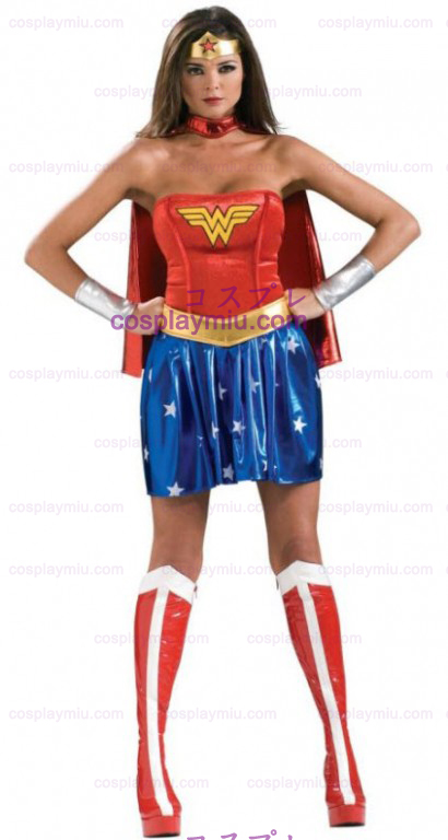 Secret Wishes Wonder Woman Adult Costume