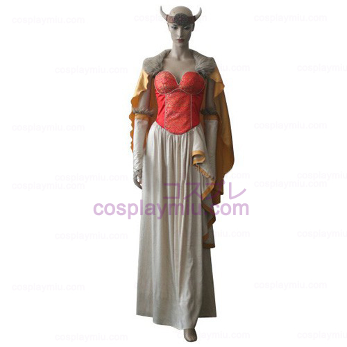 Viking Princess Cosplay Costume